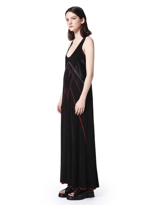 Diesel - DELPHIC, Black - Dresses - Image 3