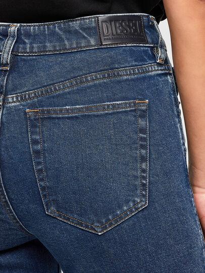 Diesel - D-Joy 009NV, Dark Blue - Jeans - Image 4