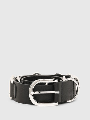 B-MERRING, Black - Belts