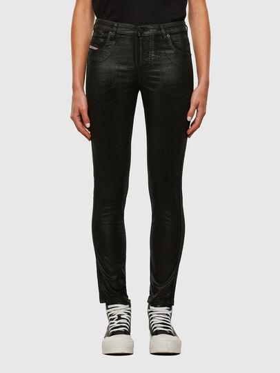 Diesel - Babhila 069TD, Black/Dark grey - Jeans - Image 1