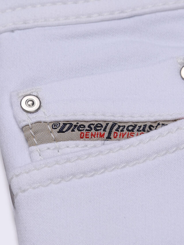 KIDS TEPPHAR-J-N JOGGJEANS, White Jeans - Jeans - Image 4