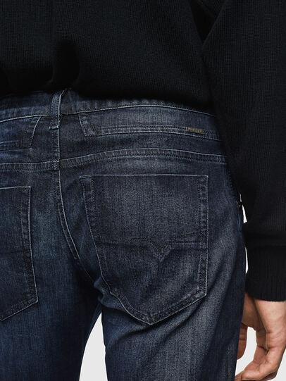 Diesel - D-Bazer 0095W, Dark Blue - Jeans - Image 4
