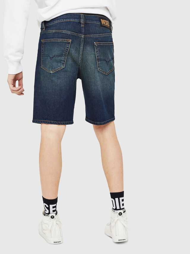 Diesel - D-MIRK, Medium blue - Shorts - Image 2