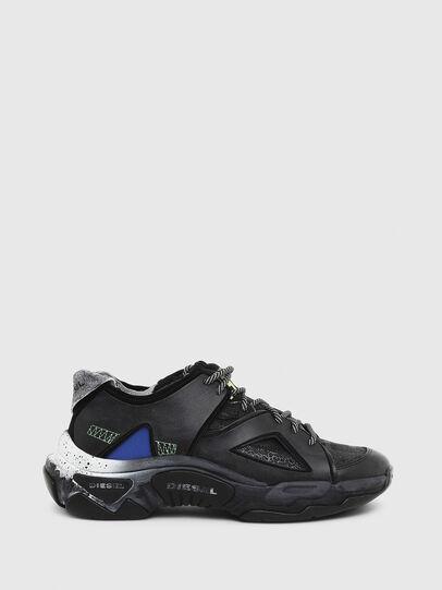 Diesel - S-KIPPER SP, Black - Sneakers - Image 1