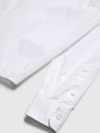 Diesel - CSBILL, White - Shirts - Image 5