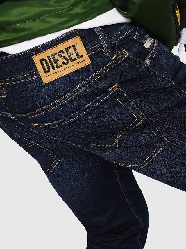 Diesel - Sleenker 083AW, Medium blue - Jeans - Image 5