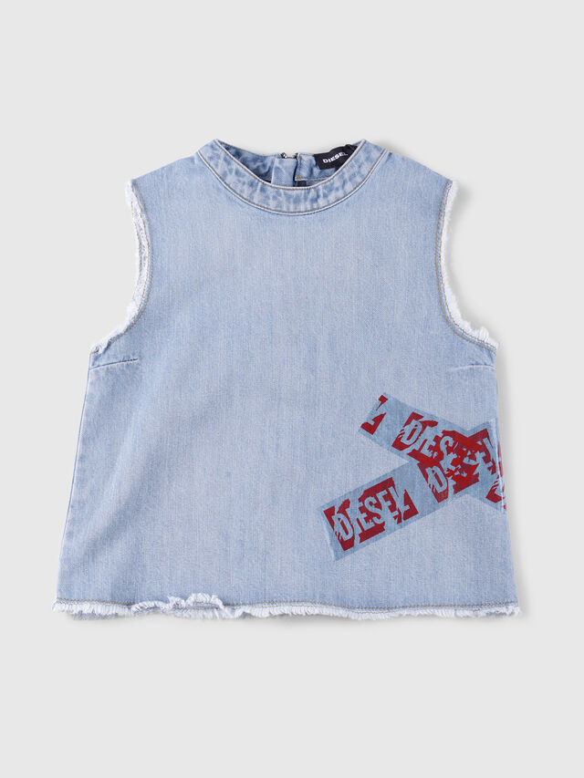 Diesel - CAILAX, Blue Jeans - Shirts - Image 1