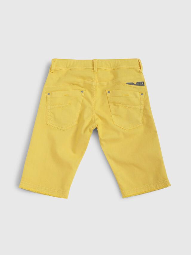Diesel - DARRON-R-J SH-N, Yellow - Shorts - Image 2