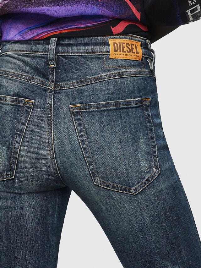 Diesel - Babhila 069GC, Dark Blue - Jeans - Image 5