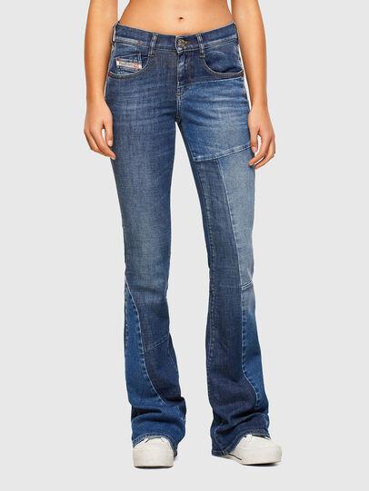 Diesel - D-Ebbey 009NP, Medium blue - Jeans - Image 1