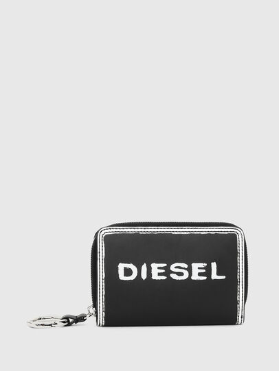 Diesel - BUSINESS II, Black/White - Small Wallets - Image 1