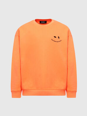 S-MART-FLU, Orange - Sweaters