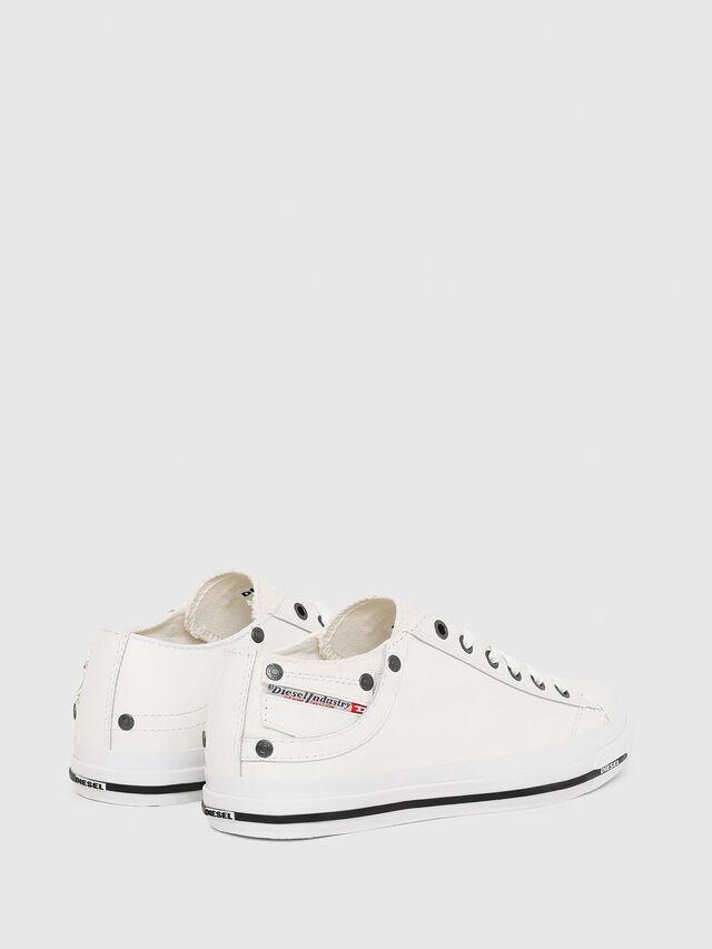 Diesel - EXPOSURE IV LOW  W, White - Sneakers - Image 3