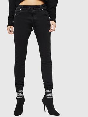 Krailey JoggJeans 0687Z, Black/Dark grey - Jeans
