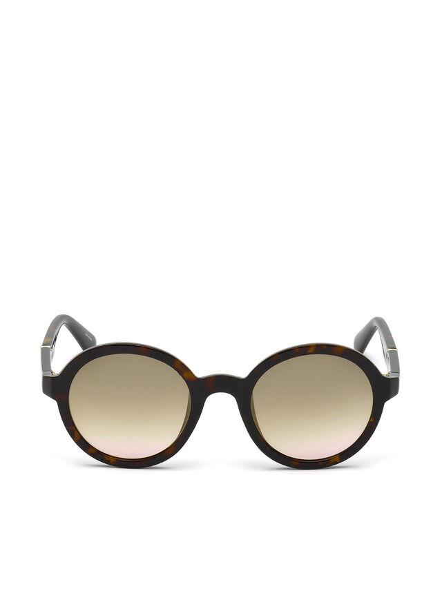 Diesel - DL0264, Brown - Sunglasses - Image 1