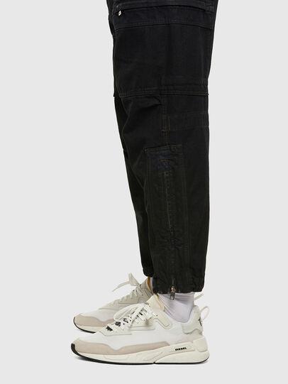Diesel - D-Luks 009IB, Dark Blue - Jeans - Image 4