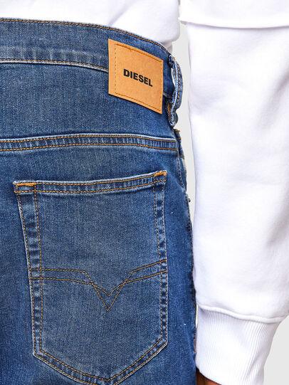 Diesel - D-Yennox 009DG, Medium blue - Jeans - Image 4