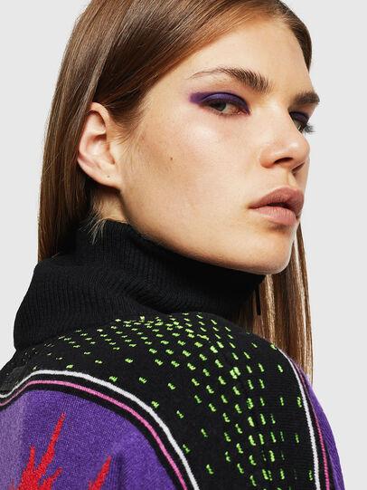 Diesel - M-PEM, Multicolor - Knitwear - Image 5