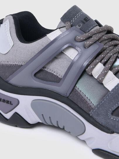 Diesel - S-KIPPER LOW TREK II, Grey - Sneakers - Image 4