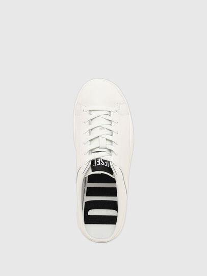 Diesel - S-CLEVER MULE W, White - Sneakers - Image 4