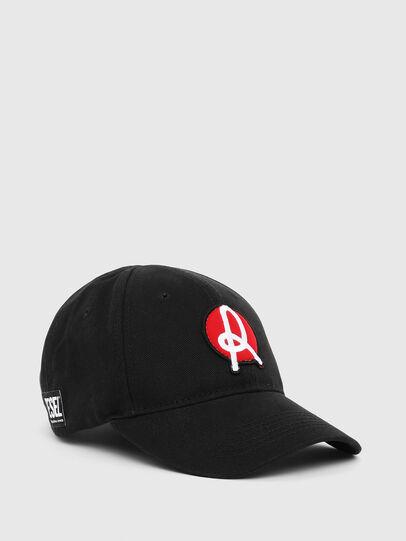 Diesel - LR-CAP, Black - Caps - Image 1