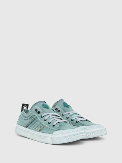 Diesel - S-ASTICO LOW LACE, Water Green - Sneakers - Image 2