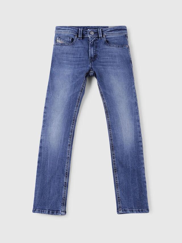 Diesel - THOMMER-J, Blue Jeans - Jeans - Image 1