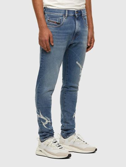 Diesel - D-Strukt 009DW, Light Blue - Jeans - Image 6
