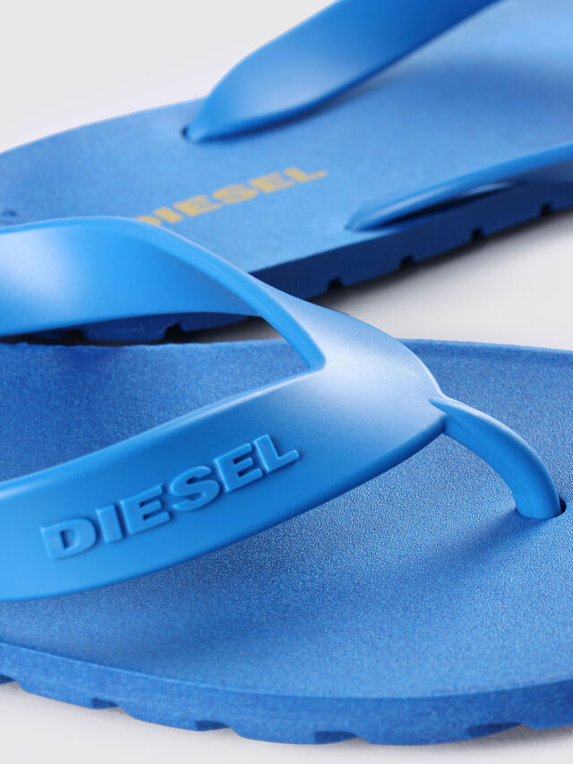 Diesel - SPLISH, Navy Blue - Slippers - Image 4