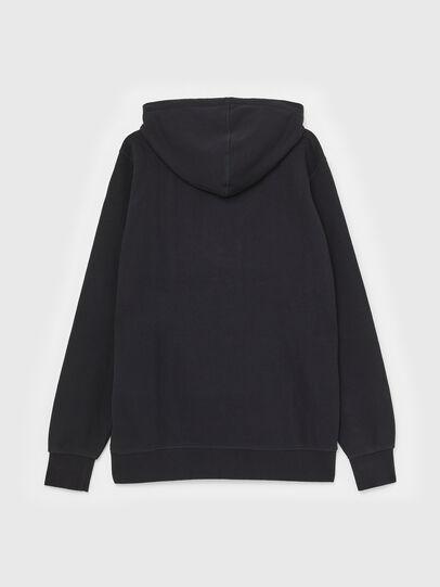 Diesel - S-GIR-HOOD-P, Black - Sweaters - Image 2