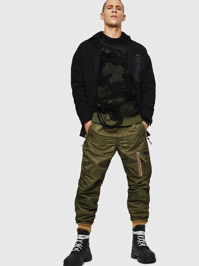 Diesel - S-LEBED, Black - Shirts - Image 7