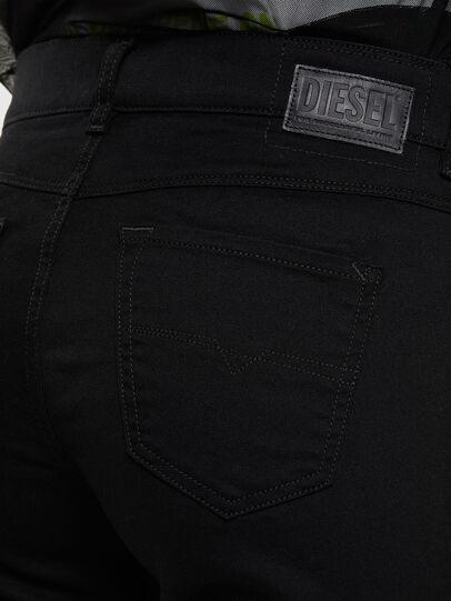 Diesel - Sandy 069EI, Black/Dark grey - Jeans - Image 4