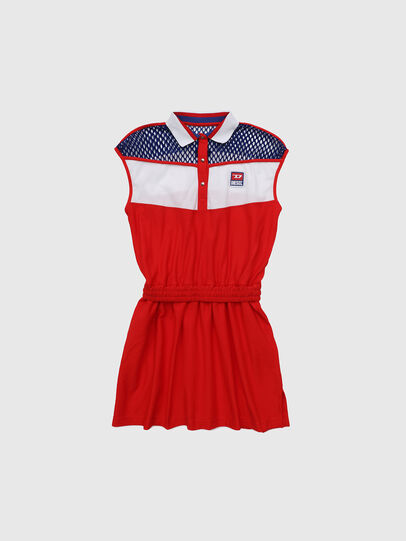 Diesel - DREIA, Red/White - Dresses - Image 1