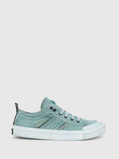 Diesel - S-ASTICO LOW LACE, Water Green - Sneakers - Image 1