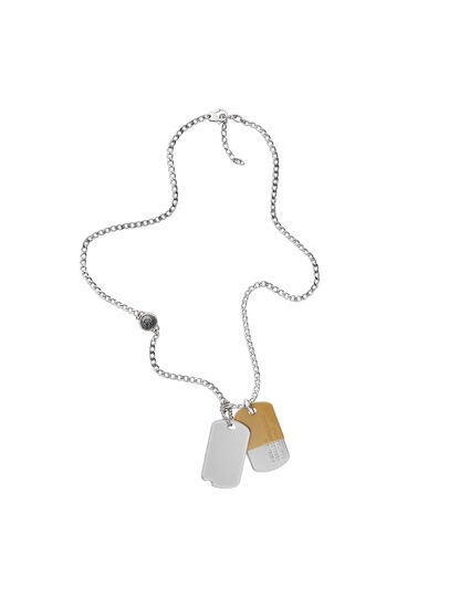 Diesel - NECKLACE DX1055,  - Necklaces - Image 1