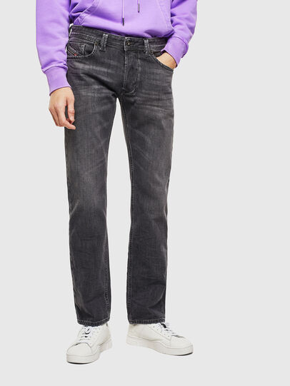Diesel - Larkee 0095I, Black/Dark grey - Jeans - Image 1