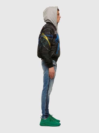 Diesel - D-Strukt 009GE, Medium blue - Jeans - Image 8