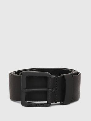 B-MOICA, Black - Belts