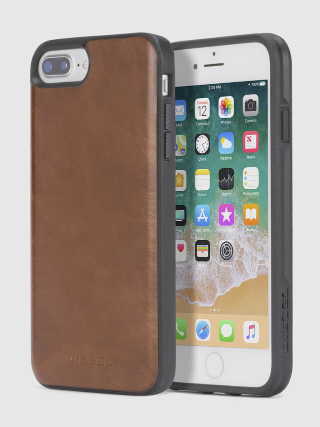 BROWN LEATHER IPHONE 8/7/6s/6 CASE, Brown Leather