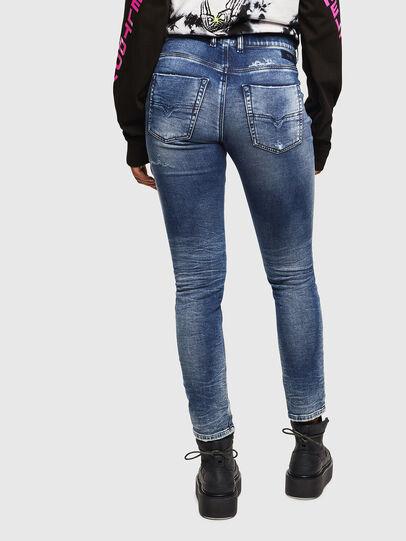 Diesel - Krailey JoggJeans 0096M, Dark Blue - Jeans - Image 2