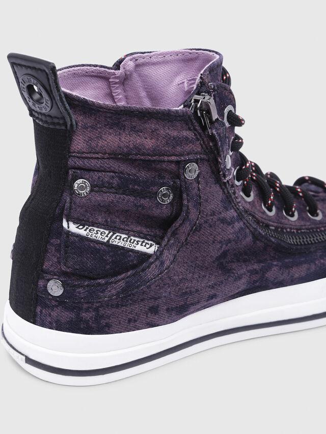 Diesel - EXPO-ZIP W, Dark Violet - Sneakers - Image 5