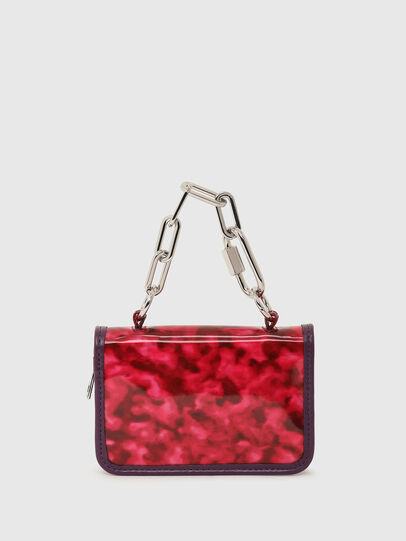 Diesel - STEA, Hot pink - Small Wallets - Image 1