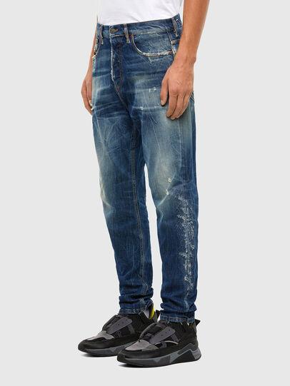 Diesel - D-Vider 009KG, Dark Blue - Jeans - Image 4