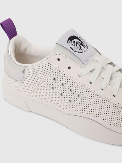 Diesel - S-CLEVER LC W, White/Pink - Sneakers - Image 5