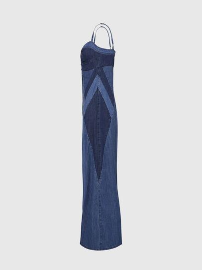Diesel - DE-ARYNA, Light Blue - Dresses - Image 3