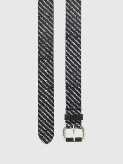 Diesel - B-COPIRY, Black - Belts - Image 3
