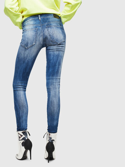 Diesel - Slandy 0095C, Medium blue - Jeans - Image 2