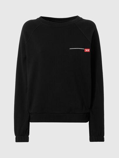Diesel - UFTL-RAGLY, Black - Sweaters - Image 1