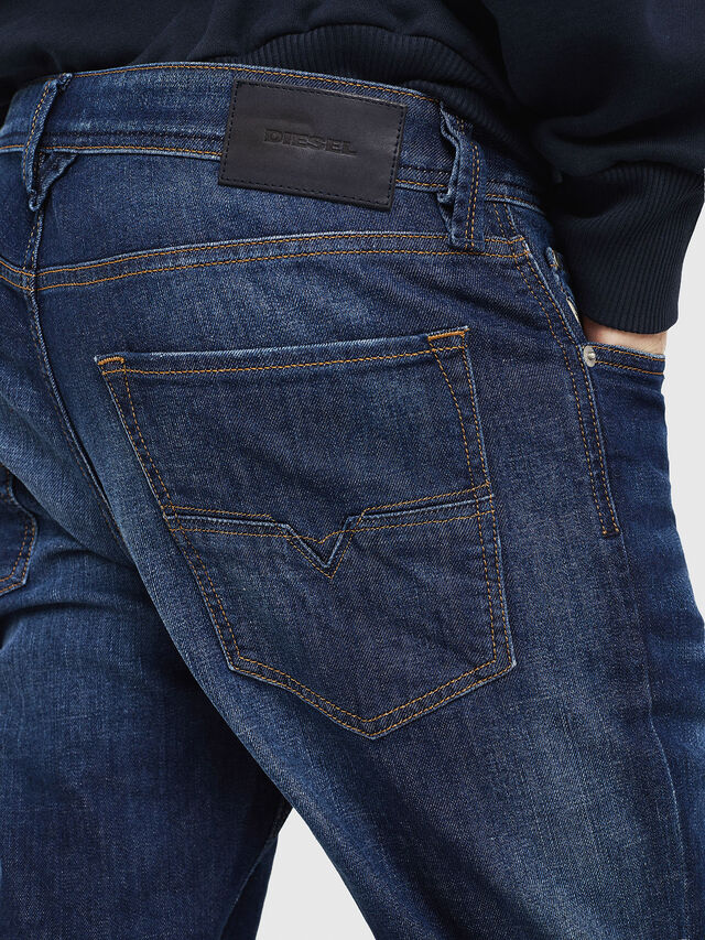 Diesel - Larkee-Beex 084GR, Medium blue - Jeans - Image 3