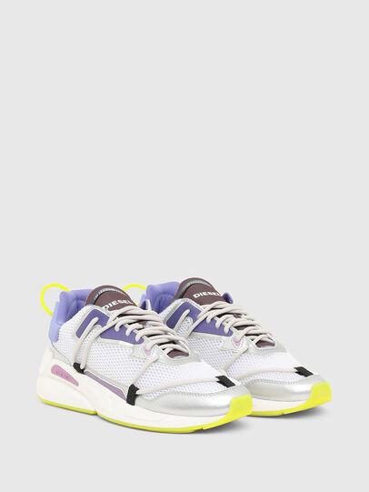 Diesel - S-SERENDIPITY LC EVO, Light Blue - Sneakers - Image 2